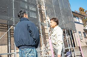 当社の平均工事価格は、外壁塗装、屋根塗装合わせて100万円前後です。