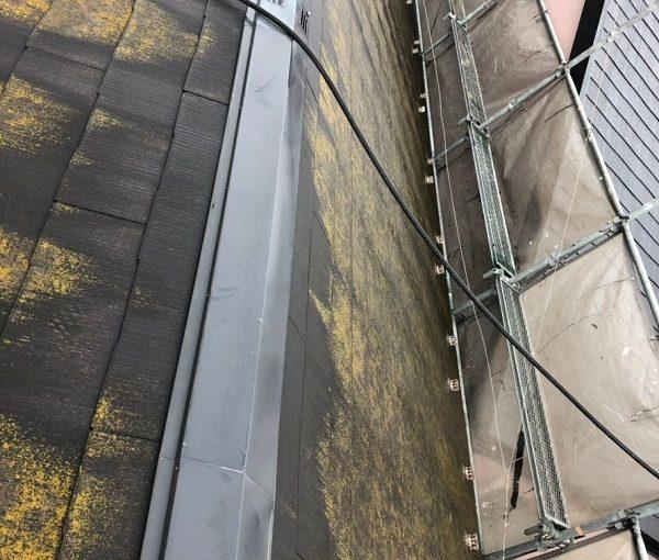群馬県伊勢崎市 屋根塗装 雨樋補修 無料診断