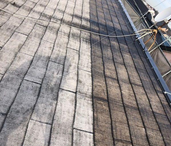 群馬県高崎市 外壁塗装 屋根塗装 下地調整 クラック 関西ペイント アレスダイナミックトップ