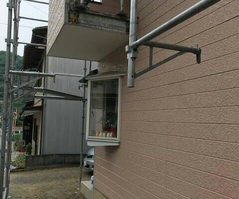 群馬県高崎市 外壁塗装 防水工事 カラーシミュレーター アステック リファイン1000 (1)
