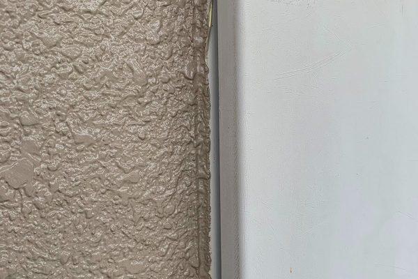 群馬県高崎市 外壁塗装 モルタル外壁 セミフロンマイルドⅡ