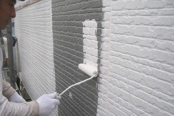 群馬県高崎市 外壁塗装 付帯部塗装 日本ペイント パーフェクトトップ ラジカル制御式